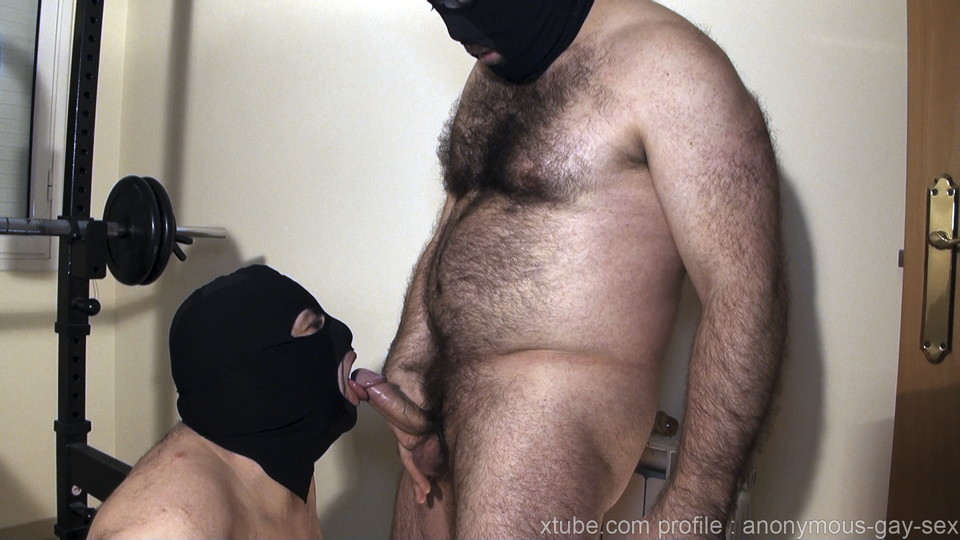 anonymous gay sex