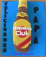 Tarta Ron Havana Club