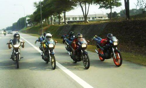 mat rempit malaysia group