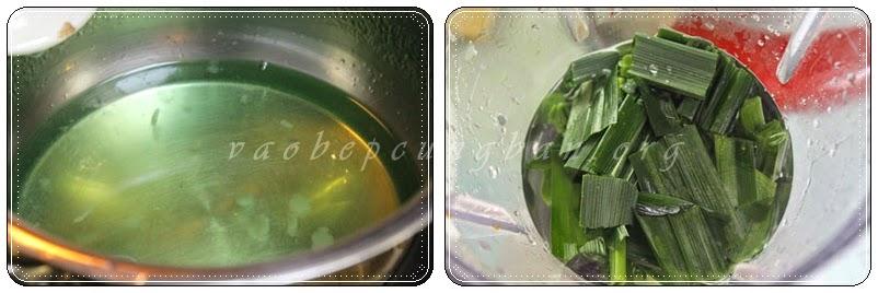 Cách nấu chè vải thiều hạt sen 4