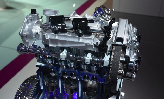 world of auto enthusiasts ford 1 5 liter ecoboost engine to debut on 2014 fusion. Black Bedroom Furniture Sets. Home Design Ideas
