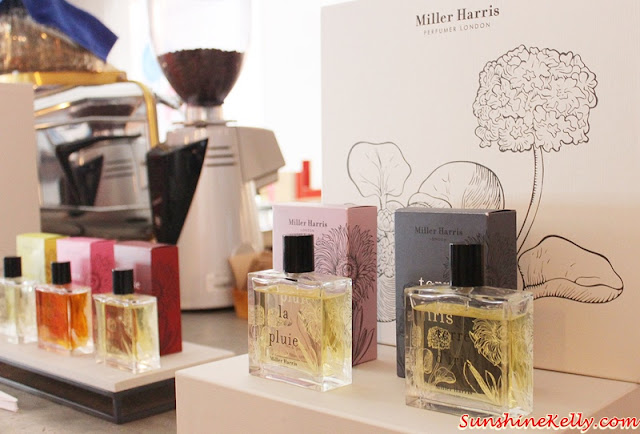 Miller Harris Perfumes in Malaysia, Miller Harris London, Miller Harris Malaysia, Miller Harris Perfume, Miller Harris, l'Air de Rien, Cassis en Feuille, Le Jasmin, La Fumee Alexandrie, fragrance