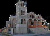 Ολοκληρώθηκαν σχεδόν τα κτισίματα του νέου Ιερού Ναού του Αγίου Αντωνίου στα Κρύα Ιτεών (φωτο)