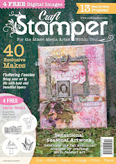 Published in Craft Stamper October 2016