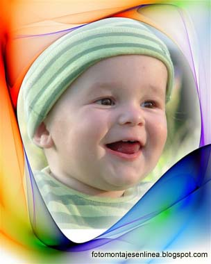 fotomontaje online colores