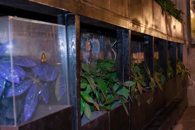 фото интерьер комнаты квест Клаустрофобия Убежище номер 13