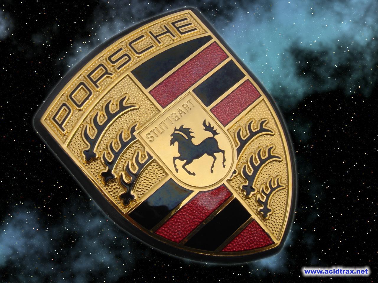 Porsche Logo 22