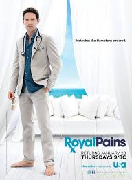 Assistir Royal Pains 7x07 - Lama Trauma Online