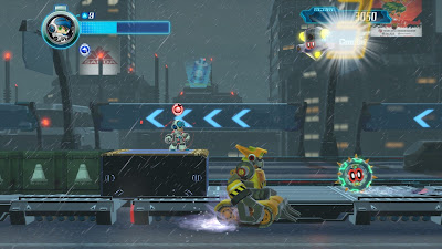 Mighty No 9 Game Free Download