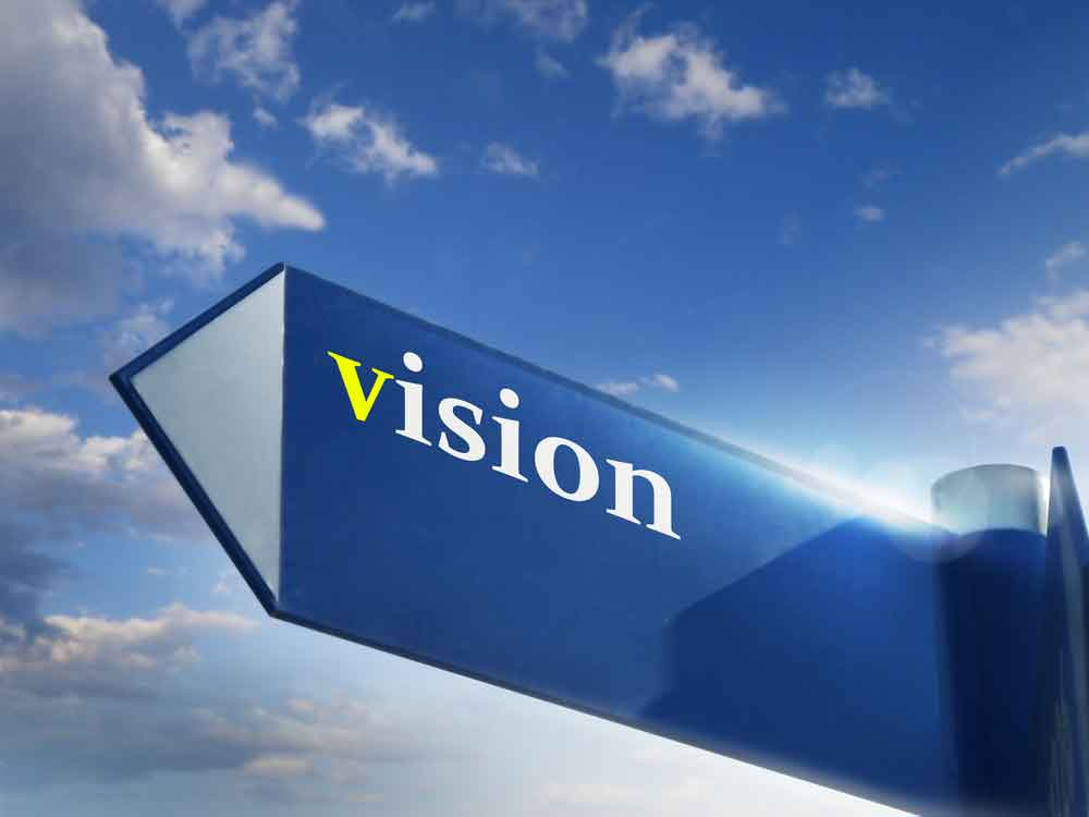 Vision of GG Ministry Nepal.