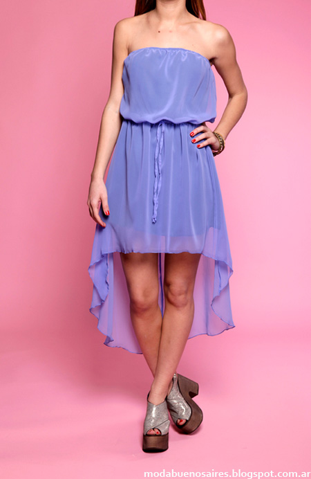 Vestidos 2013 47 Street. Moda 2013.