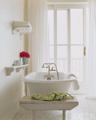 Addicted to adorable for Elle decor bathroom ideas