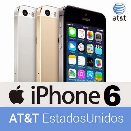 Liberar cualquier iPhone 6 AT&T