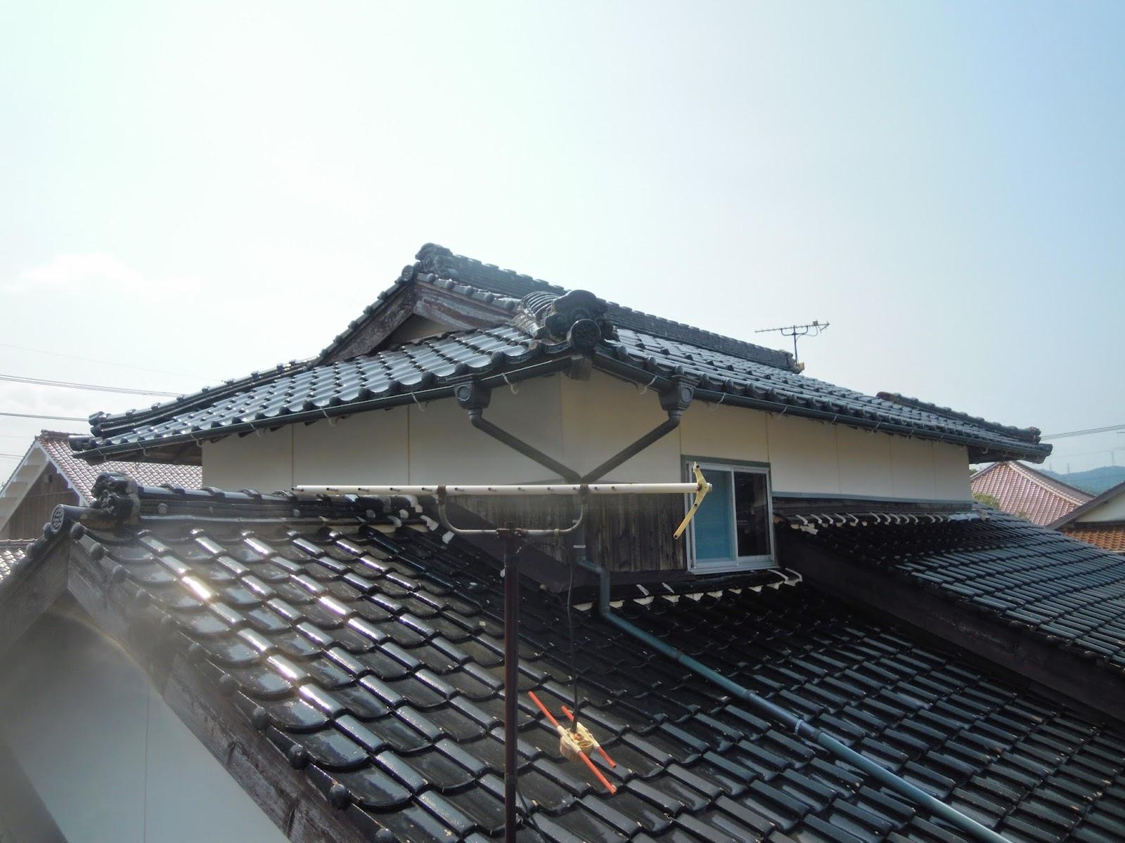 屋根替え 瓦葺き替え 島根県 浜松建設株式会社