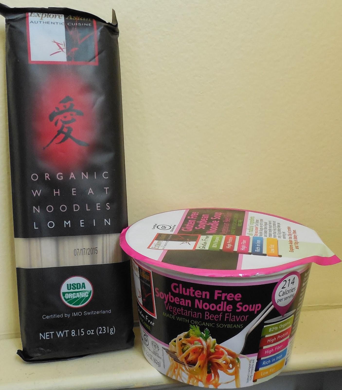 Explore Asian Pasta