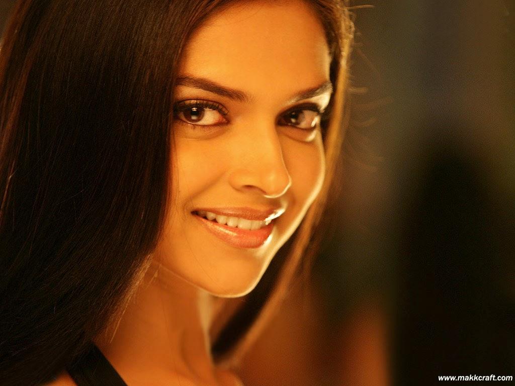 Deepika Padukone Cute Smile HD Wallpaper Free - Actress ...