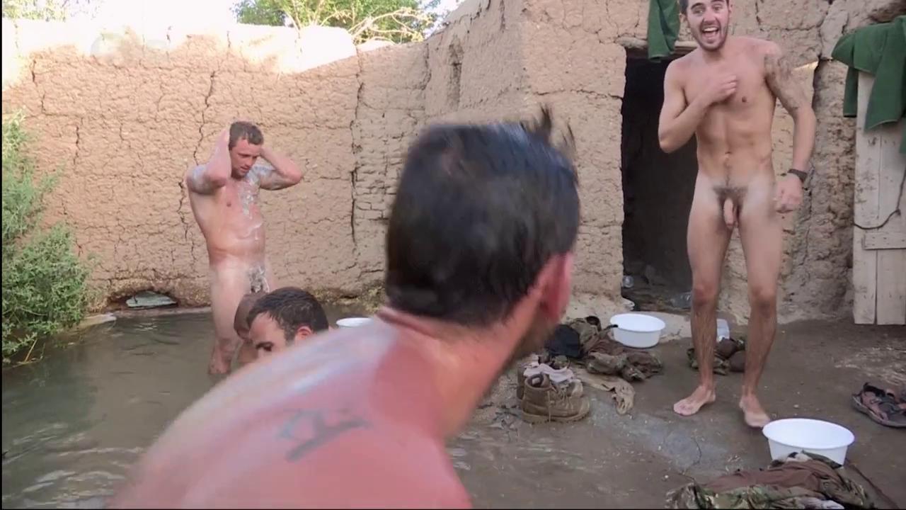 American army men nude gay extra training