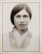 Mira Alfassa en 1919