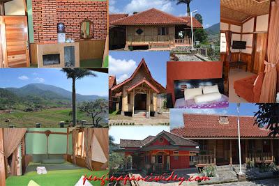 Villa Ciwidey Cottage Ciwidey
