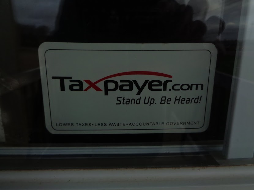 Canadian Taxpayers' Federation click pic