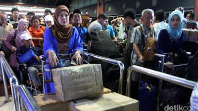 Pertengahan 2016, Bandara Cengkareng Terapkan Perpindahan Bagasi Otomatis