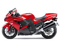 2013 Kawasaki Ninja ZX-14R Motorcycle Photos 1