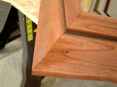 How to make perfect miter joints