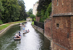 Punting along the Cam