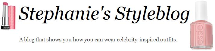 Stephanie's Styleblog