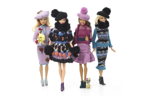 Sister by Sibling Barbie for Selfridges