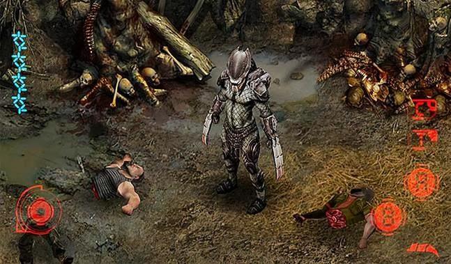 Predators™ android game apk - Screenshoot