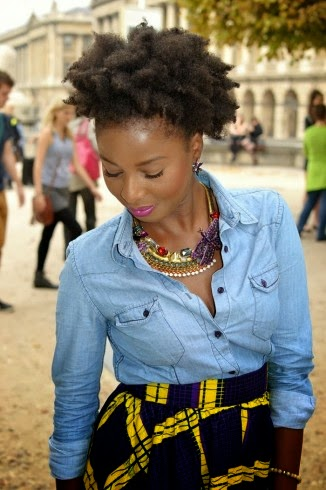 street-style-cameroon denim african print