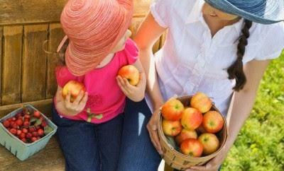 Wie verhindert man das geschältes Obst gleich dunkel wird