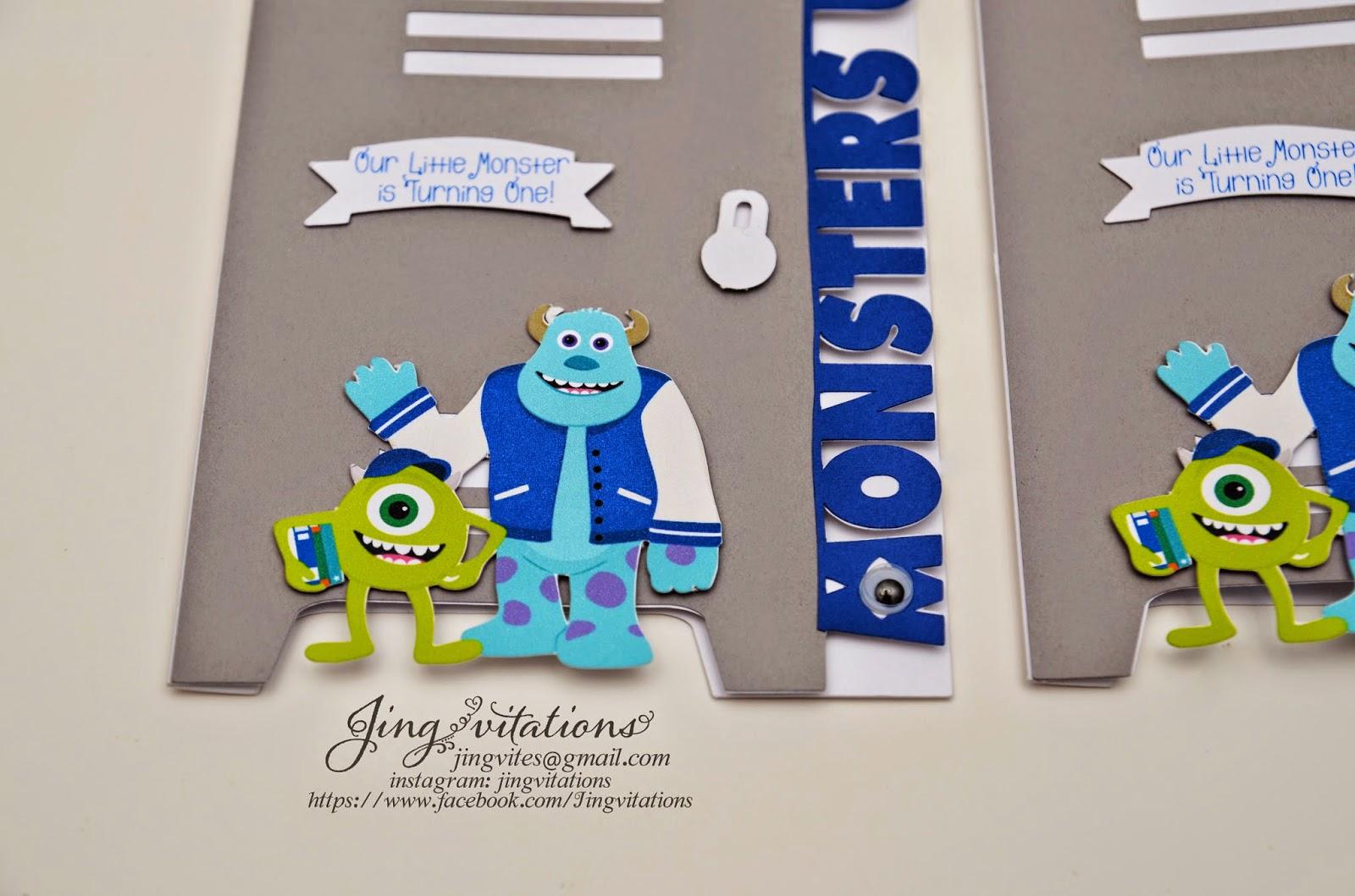 monsters_university invitations