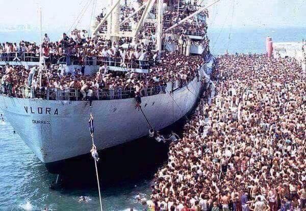 L'immigration des européens vers le Maroc et Tunisie pendant la première guerre mondial