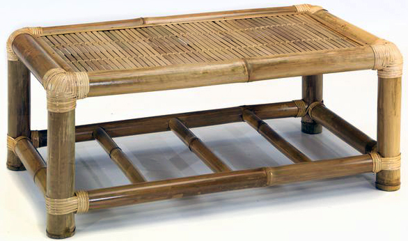 Outdoor bench ideas - Bamboo Craft Wrldcrafts