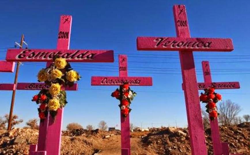 Cruces por víctima de Ciudad Juarez