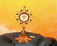 RELÍQUIA : DE NOSSA SENHORA / MÃE DE JESUS CRISTO :