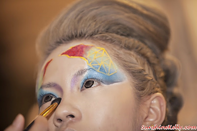 shu uemura Haute Street Beauty Art Make Up Competition 2015, shu uemura, Haute Street, Beauty Art Make Up Competition 2015, shu uemura, Vision of Beauty Collection Vol 02, makeup competition, haute street beauty art, haute street makeup