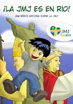 Comic sobre la JMJ en Río