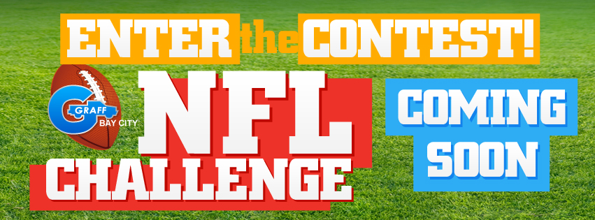 Enter the NFL Challenge at Graff Bay City