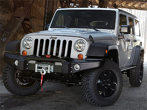 2012 JEEP Wrangler Call of Duty MW3 car pictures download