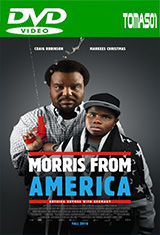 Morris from America (2016) DVDRip