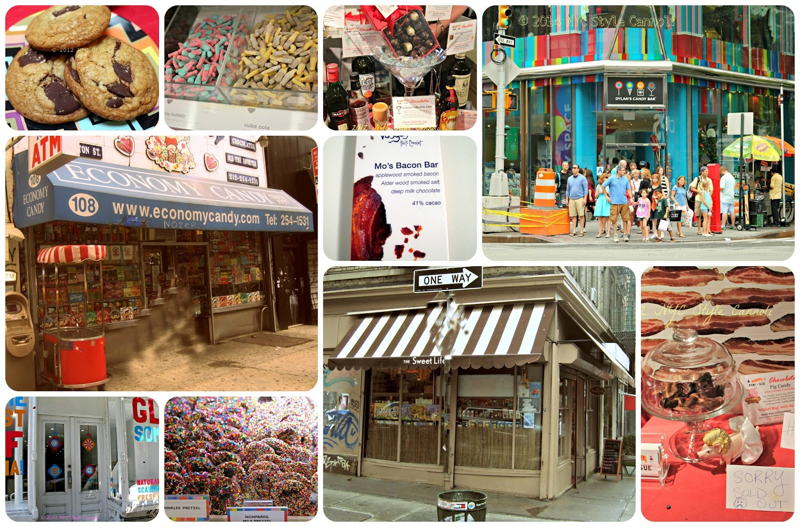 10 Best Unique Candy Shops Nyc Nyc Style A Little Cannoli