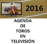 AGENDA DE TOROS EN TELEVISIÓN