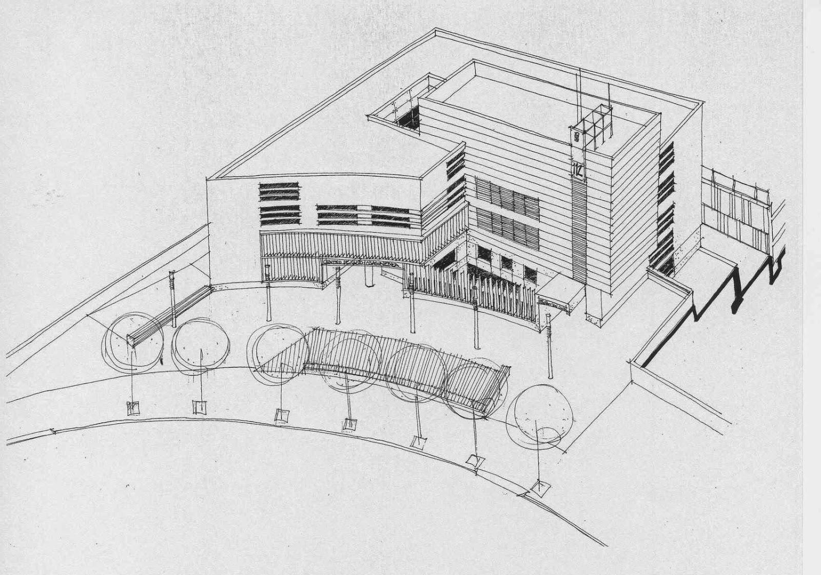 Dibujo t cnico dibujo arquitect nico for Plano de planta dibujo tecnico
