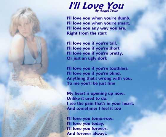 be with me forever poems