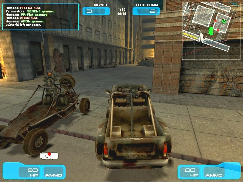 free game terminator 3 war of the machines full version