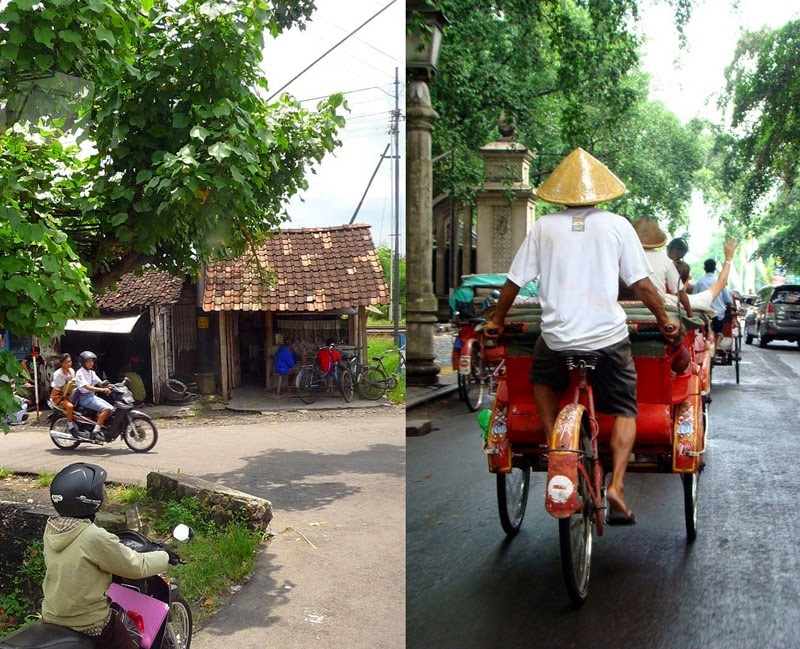Indonésie - Java