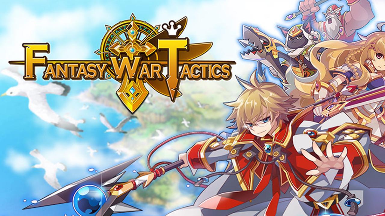 fantasy war tactics mod apk god mode